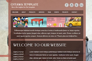 Easy To Use Dreamweaver Templates